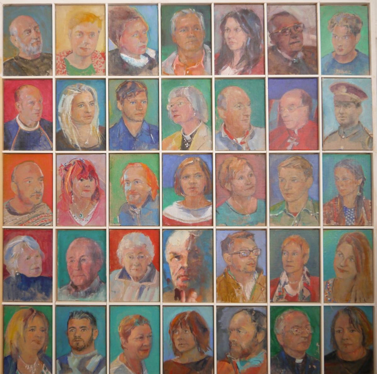 City of Portraits